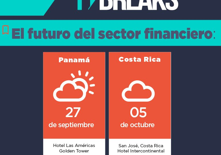 Fintech y blockchain: El nuevo rostro del IT Breaks Sector Financiero
