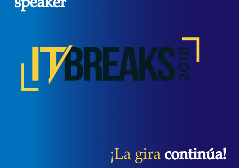 ¡La gira IT Breaks Seguridad continua en República Dominicana!