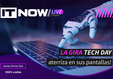 ¿Qué conferencias no se puede perder en It Now Live?